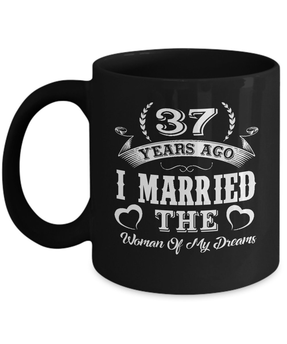 Amazon Funny 37th Wedding Anniversary Gifts For Husband Funny