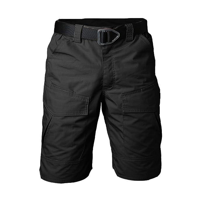 Pantaloncini Cargo Militari Tattici Men Estivi Camouflage