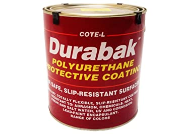Durabak Original For Indoors Smooth Version Non Slip Coating
