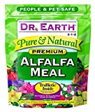 organic alfalfa meal - Dr. Earth Pure & Natural Alfalfa Meal 3 lb