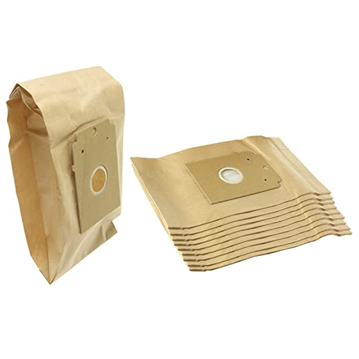 Spares2go - Bolsas de polvo para aspiradora Siemens VS01 ...
