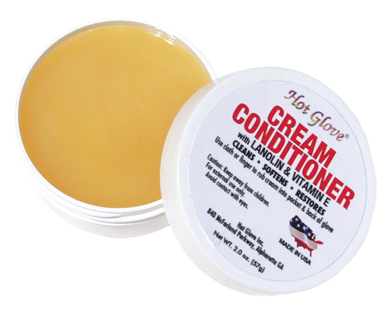 Unique Sports Hot Glove Baseball-Softball Leather Mitt Conditioner Cream-Oil by Unique Sports B0012M8XH2, はな枡 7a870047