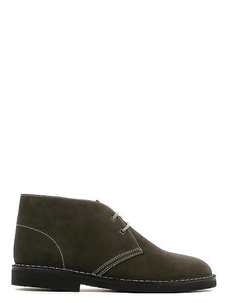 57e09214c5 Nero Giardini - Botas para hombre Gris Asfalto 40  Amazon.es  Zapatos y  complementos