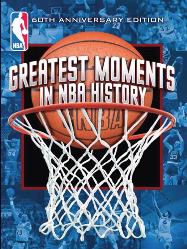 Greatest Moments NBA History - Baby Nba Dvd