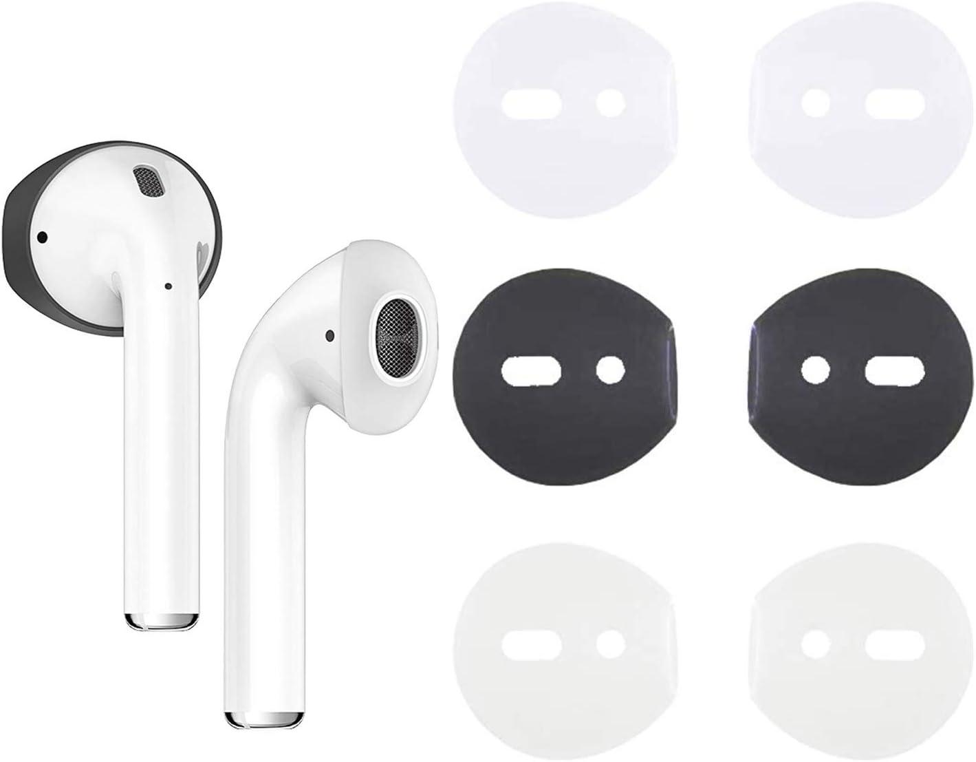lsy0123 3 pares de almohadillas de silicona para orejas con almohadillas de silicona antideslizantes para auriculares deportivos compatibles con Huawei Honor AM61 auriculares deportivos con Bluetooth