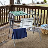 Household Essentials Expandable Folding Indoor