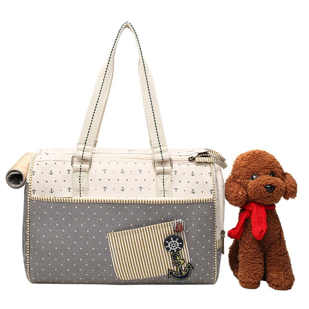 Basde Pet Pets Carrying pack for Dogs Cats, Small animal Shoulder bag, Hand bag, Mesh Ventilation,