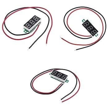 Bestforever21 Num/érique LCD Blanc Thermom/ètre Hygrom/ètre Temp/érature Humidit/é Compteur Gauge Horloge