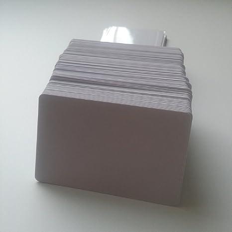 Amazon.com: MCA en blanco Inyección de tinta blanca de ...