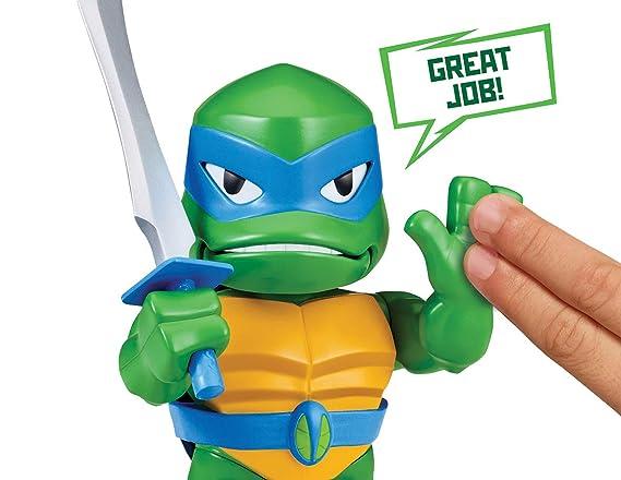 Turtles TU211100 The Rise of The Teenage Mutant Ninja ...