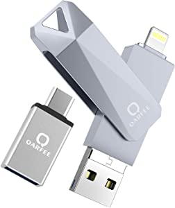 Win A Free QARFEE Universal Flash Drive 32 GB for iPhone Zinc Alloy...