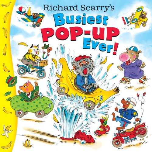 Read Online Richard Scarry's Busiest Pop-Up Ever! PDF