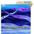 The Little Blue Man: CS English Edition