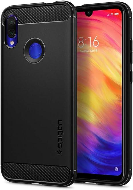 Spigen, Funda Compatible con Xiaomi Redmi Note 7 / Redmi Note 7 ...