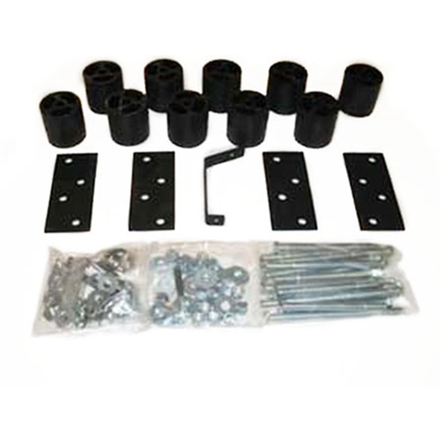 Made in America Performance Accessories fits 1990 to 1994 3 Body Lift Kit Ford Explorer//Mazda Navajo PA793 Manual Trans Requires 3700