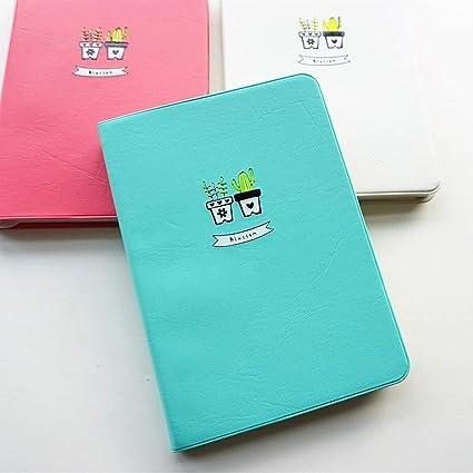 Color PP Cover Notebook Planner Agenda Organizador oficina y ...