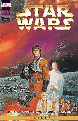 Star Wars: A New Hope - Special Edition (1997) #4 (of 4) (Star Wars A New Hope Special Edition Comic)