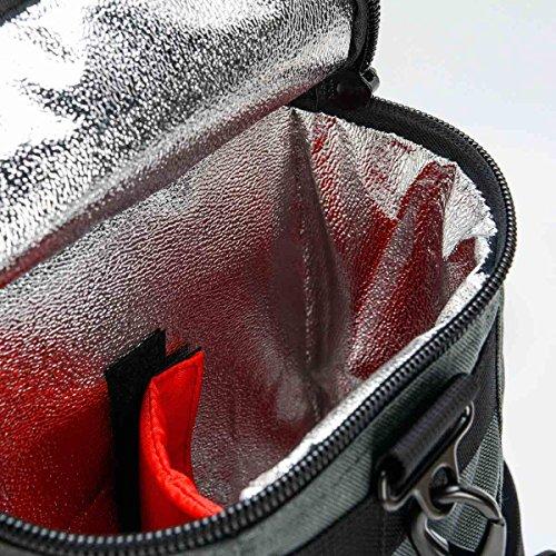 King Kong FUEL meal prep bag, Charcoal by King Kong (Image #8)