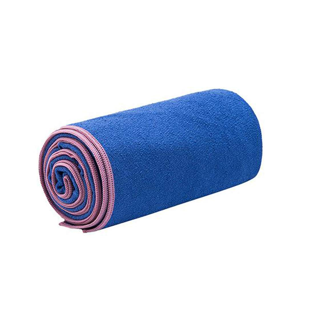 A001 Carriemeow Sweat Absorption Sport Towel Microfiber Dance Mat Environmental NonSlip Fitness Products Solid color Yoga Blanket