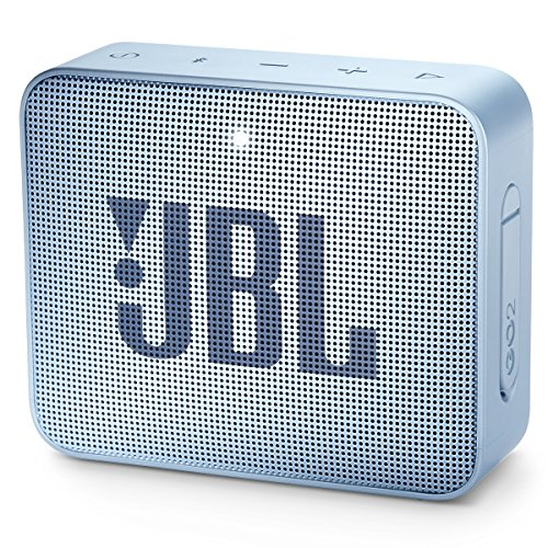 JBL GO 2 Altavoz portátil Bluetooth Impermeable (Cian)