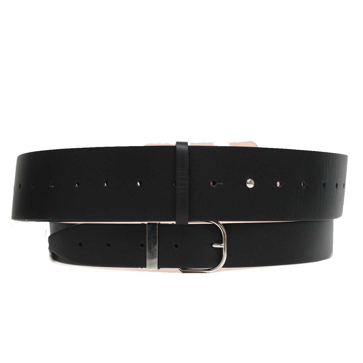 Balenciaga Buckle Wide Double Leather Waist Belt 311916 Size 80 cm / 32 in by Balenciaga