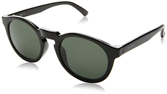 MR.BOHO Jordaan - Gafas de sol, color negro, talla única ...