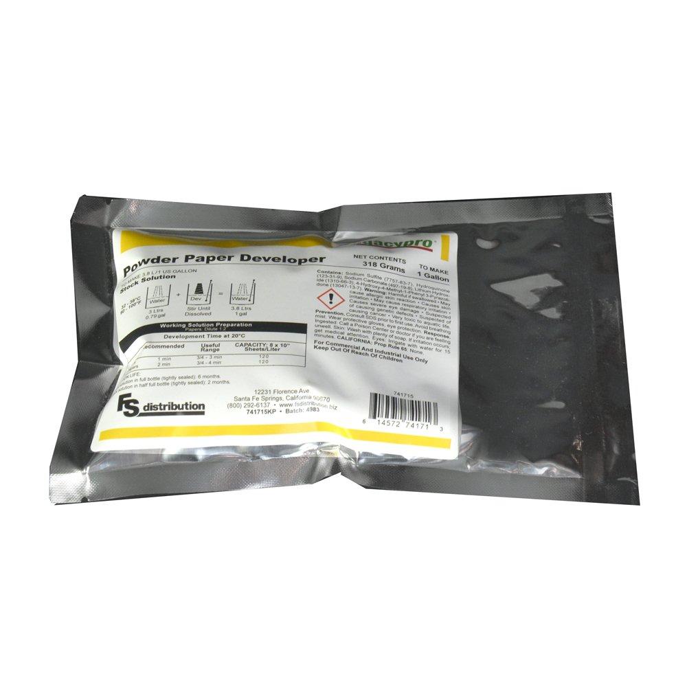 LegacyPro Black & White Powder Paper Developer (Makes 1 Gallon)