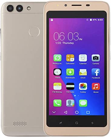 Denash Teléfono móvil, Pantalla táctil HD de 5.0 Pulgadas ...