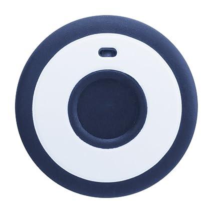 Honeywell TCPA1BS Botón de pánico inalámbrico Alarma Botón de Alarma de pánico - Botones de Alarma