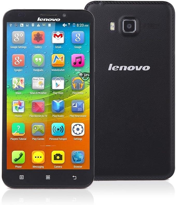 Lenovo A916 - Smartphone, color negro: Amazon.es: Electrónica