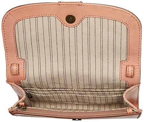 Clutch Rose Leather Frye Wallet Womens Crossbody Bag Melissa Dusty wqBZ8Iv