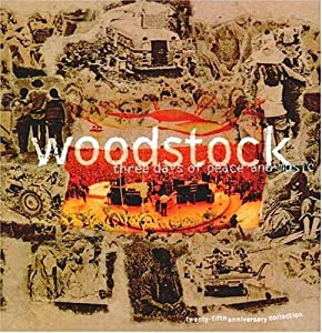 Various Artists Woodstock 25th Anniversary Amazon Com