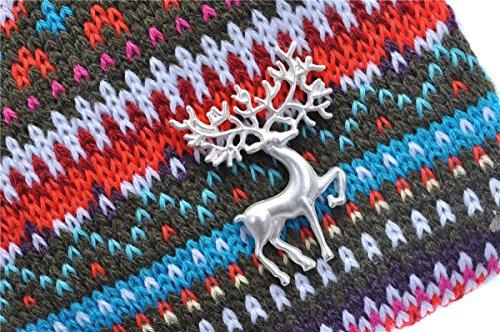 zarapack Elk Pochette Arbre pour femme 6x68qr
