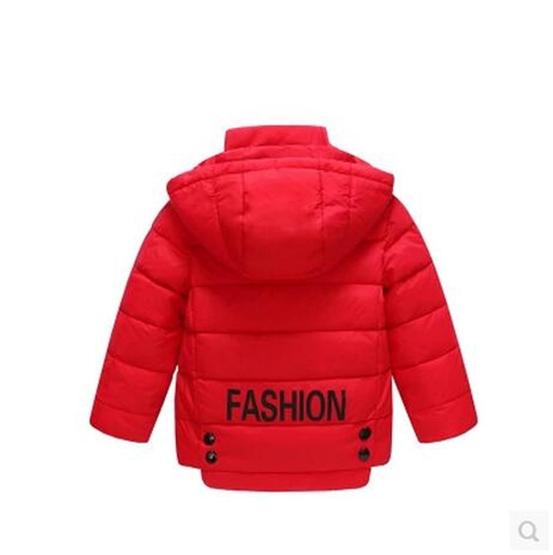 Samuel Roussel Children Clothes Winter Jacket Thick Coat Baby Girls Clothes Long Cartoon Outwear