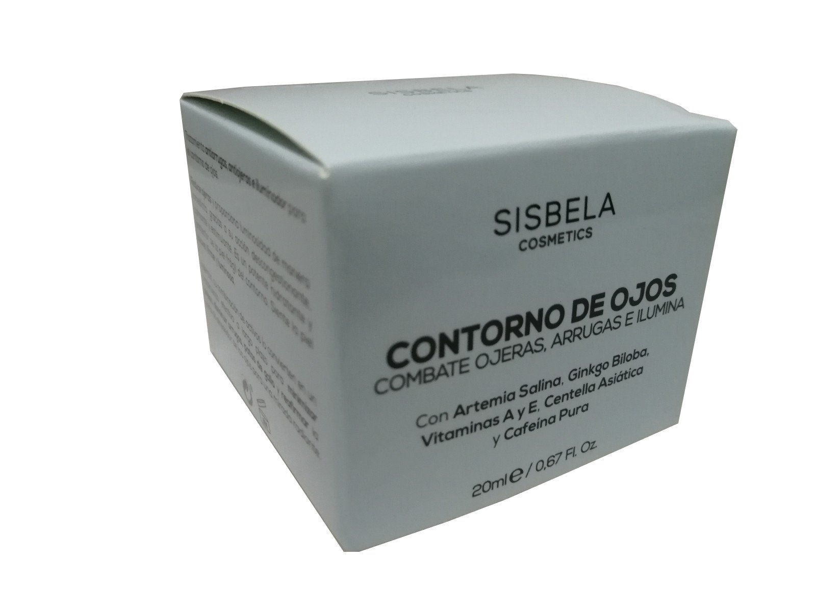 Sisbela Diamond Eye Contour 20 ml