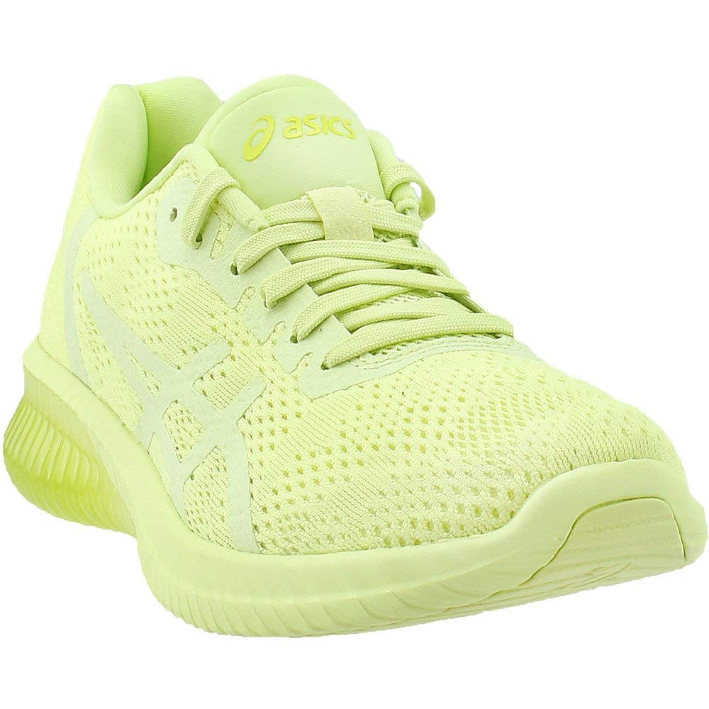 Asics Gel-Kenun MX Black White Women Easy Running Shoes Sneakers T888N-9090