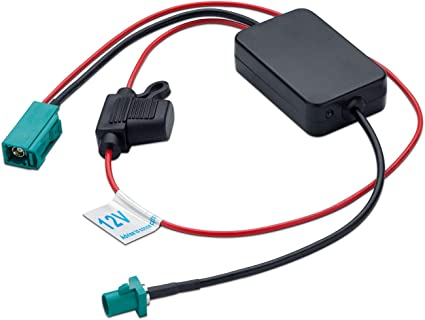 Xtrons 12v Universal Auto Fm Am Radio Signal Verstärker Elektronik