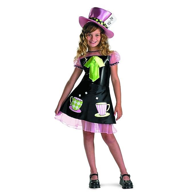 pensieri su ordine trova il prezzo più basso Disguise Costume da cappellaio matto da bambini: Amazon.it ...