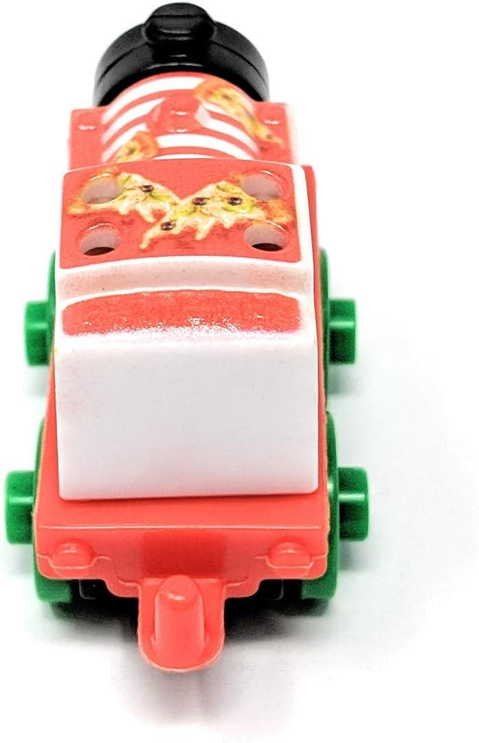 Mini Train Pizza Scent 2