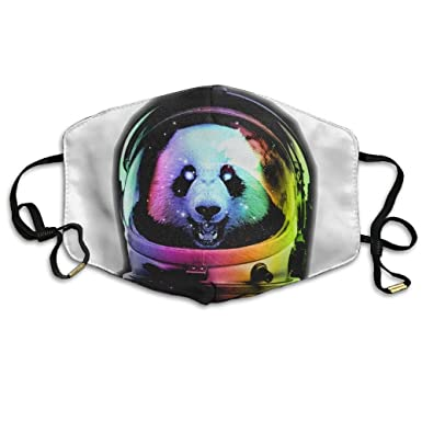 Amazon.com: Adulto espacio PANDA colorido Galaxy Nebula ...