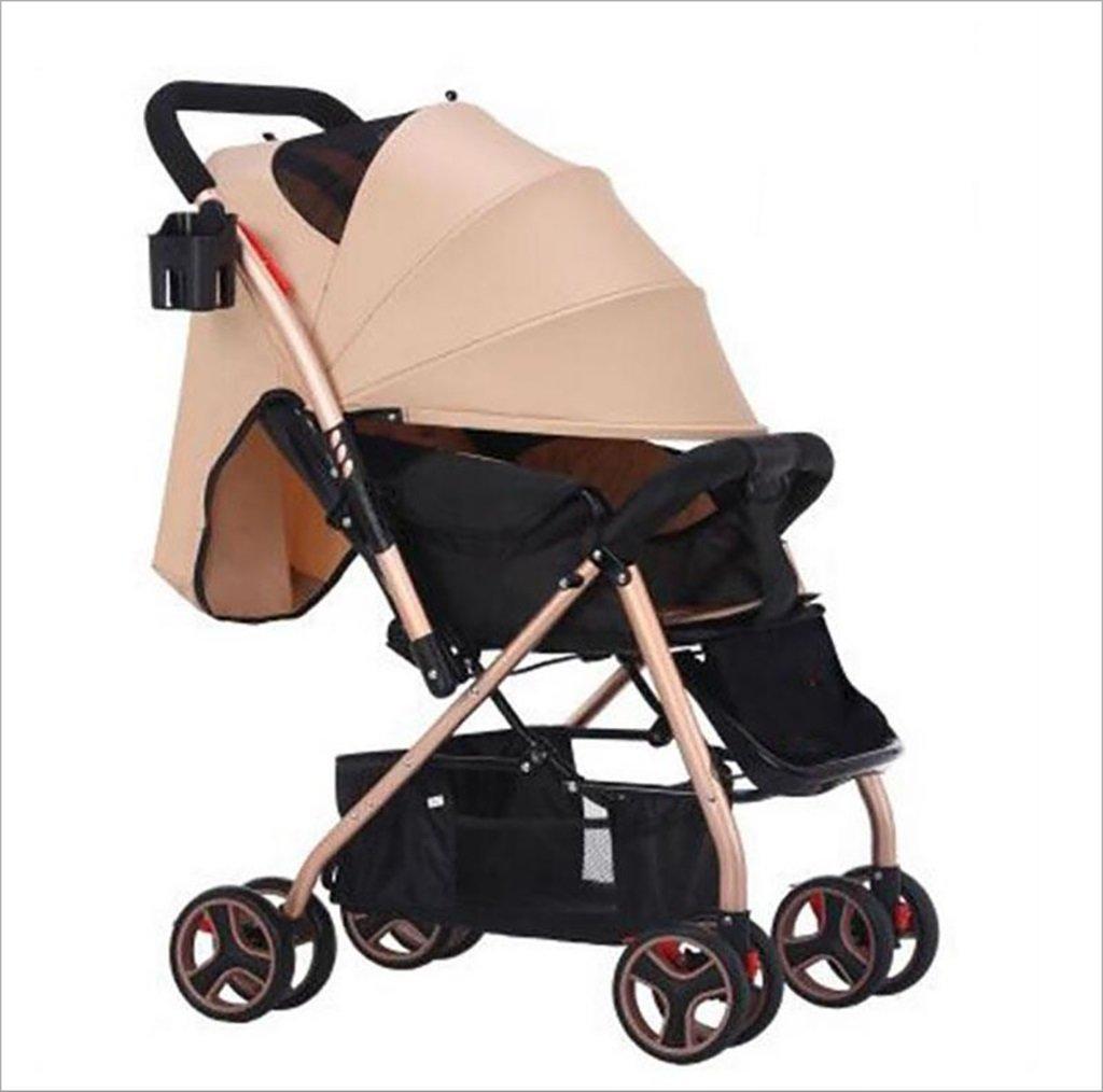 赤ちゃんトロリーは、座っていることができます軽いポータブル折りたたみ小型ミニ四季ユニバーサル子供の手の傘の車 (色 : 8) B07DVS6JV18
