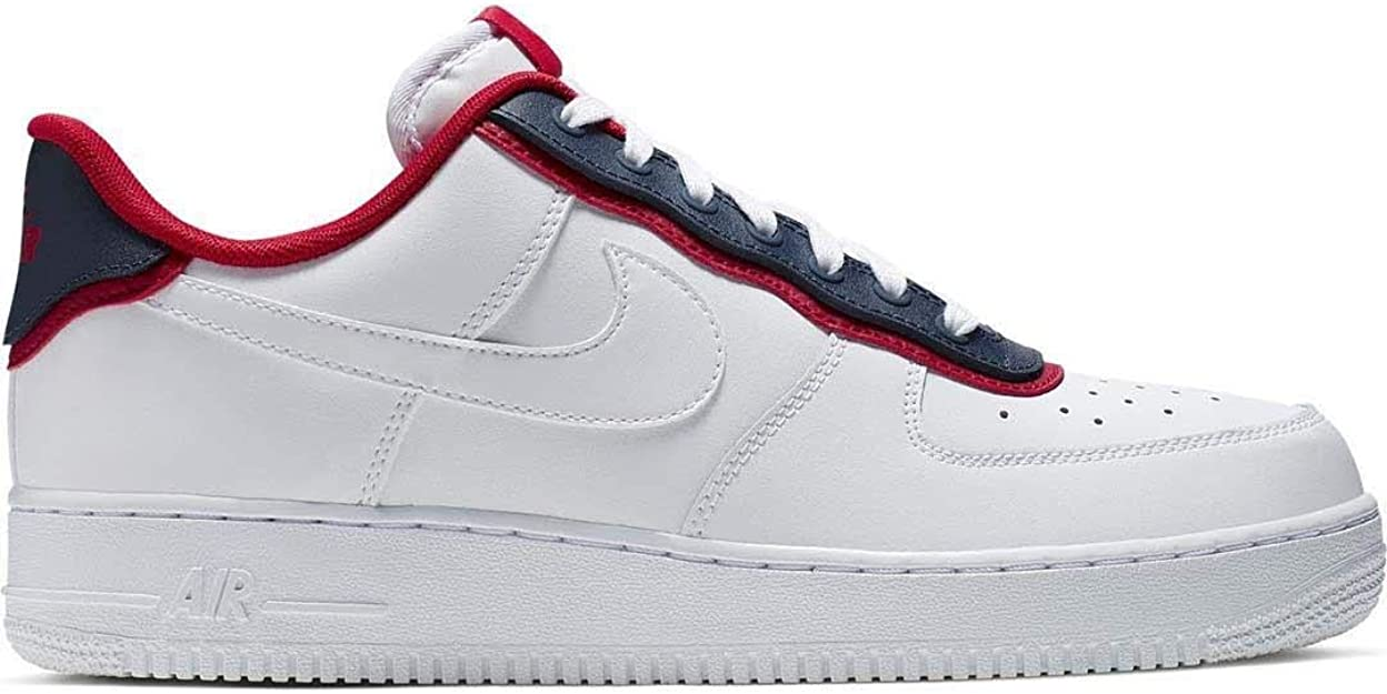 Nike Herren Air Force 1 '07 Lv8 1 Basketballschuhe