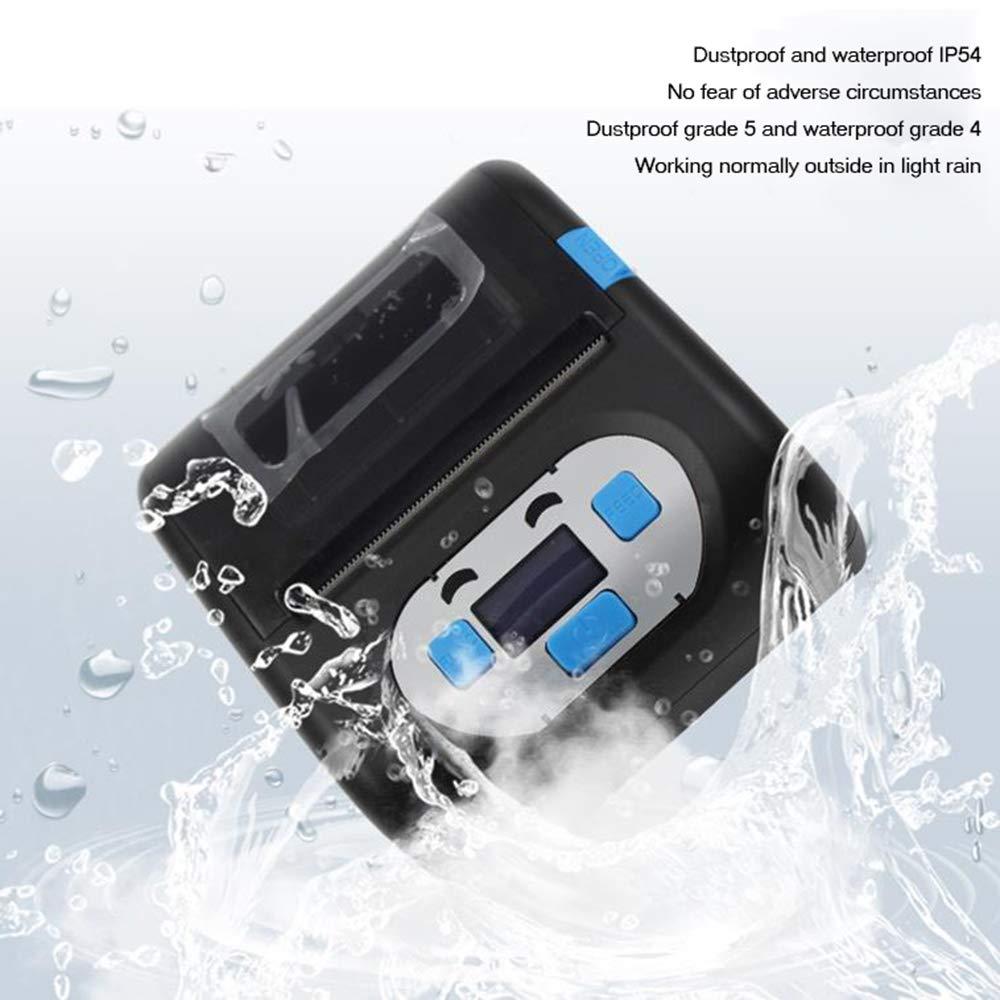 BAIYI Portable Bluetooth Label Printer Waterproof Drop-Proof One-Button Printing Express Label Printer by BAIYI (Image #6)
