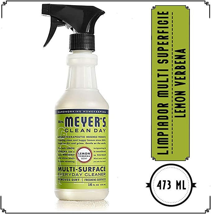 Mrs Meyer's Clean Day Limpiador Multisuperficie Lemon Verbena 473 ml