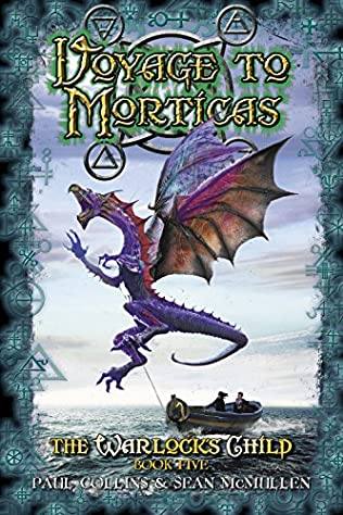 book cover of Voyage to Morticas