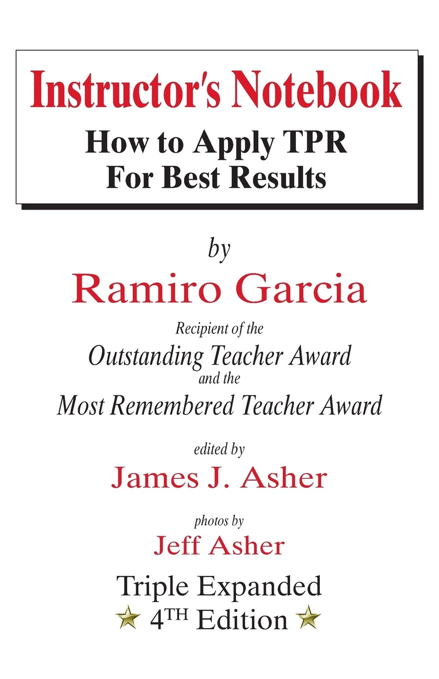 Instructor's Notebook: How to Apply TPR for Best Results