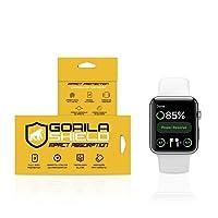 Película Nano Gel Dupla para Apple Watch/iwatch (42mm) - Gorila Shield