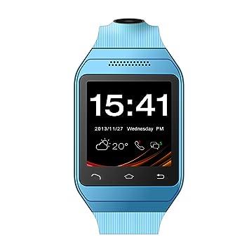 Yesurprise Smartwatch S19 Azul Reloj Teléfono Movil GSM -1.54 ...