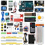 Seesii UNO R3 Super Starter Kit for Arduino with 140 Pieces Basic Practical