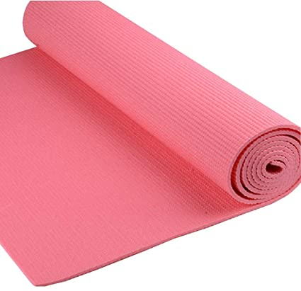 Amazon.com : Yoga mat, Fitness mats Exercise mat PVC Non ...